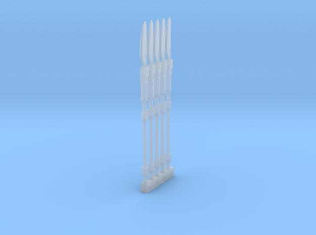 Techno-Scalple (x5) 3d printed