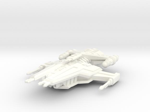 Firestar Heavy Carrier 3d printed