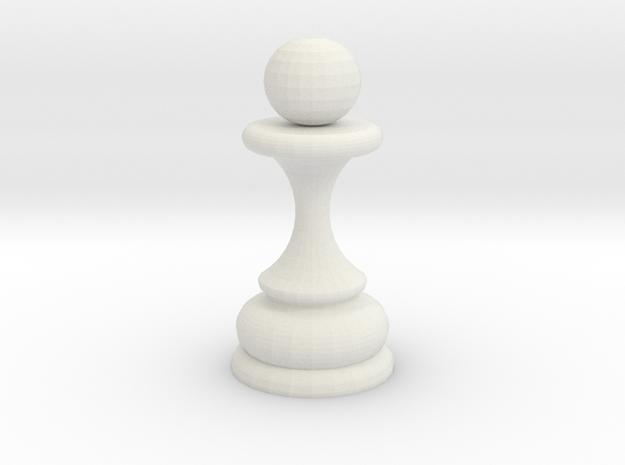 robert pawn 3d printed