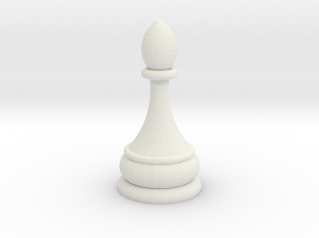 bailey pawn 3d printed