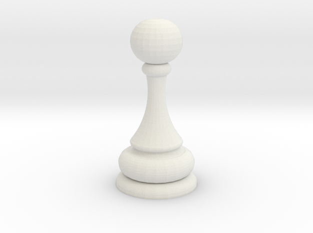 anthony pawn 3d printed