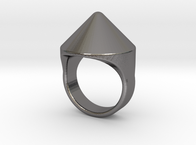 Awesome Teaser Ring 3d printed
