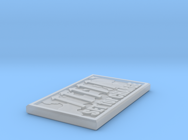 WAR GODS command counter SET FOR CHARGE 3d printed