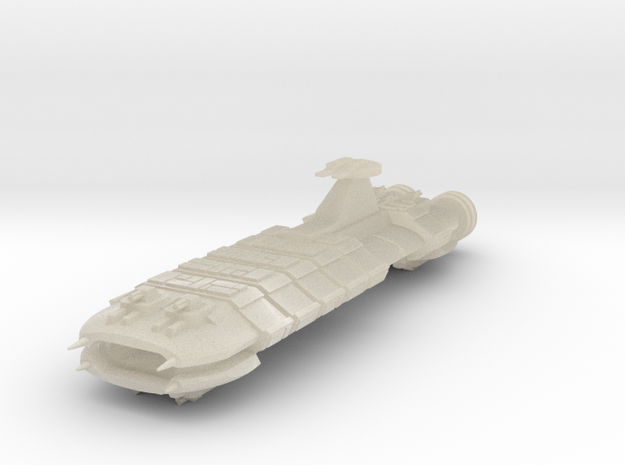 Europa Light Carrier in White Acrylic