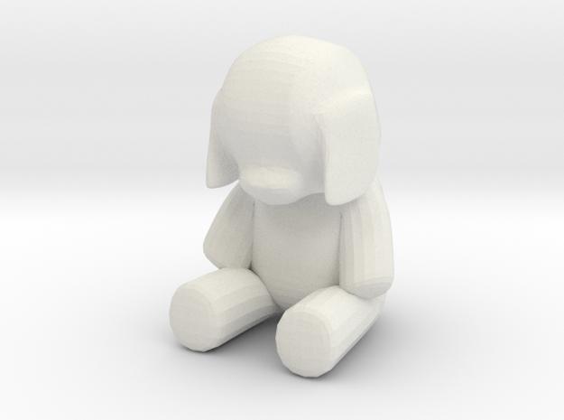 teddy 3d printed