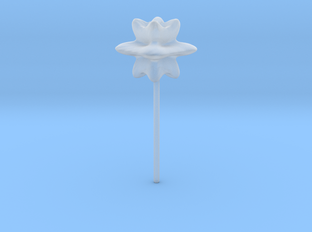 flower03 scaled 3d printed