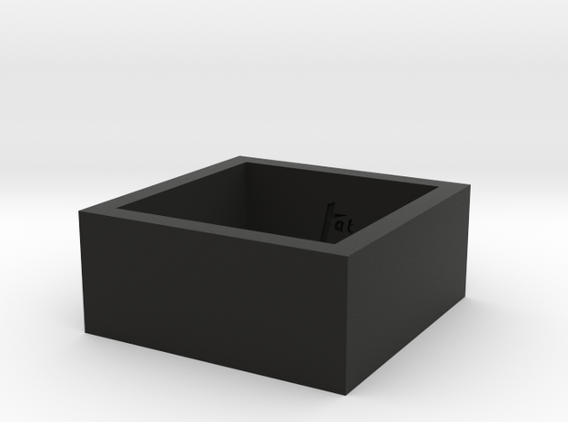 SquareRing_19mmx10mm 3d printed