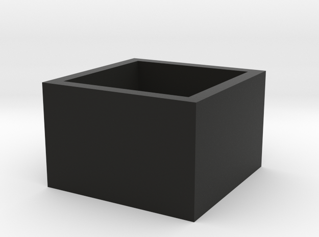 squareRing_19mmx15mm 3d printed