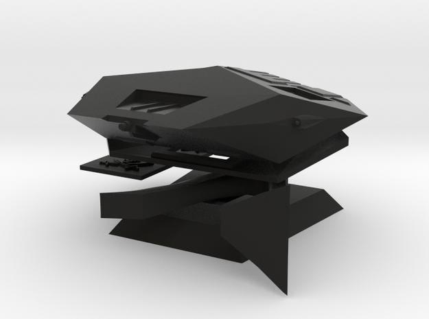 Asp Mark II Model Kit 3d printed