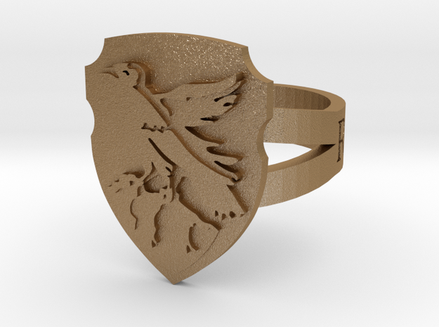 Ravenclaw Ring Size 5 3d printed