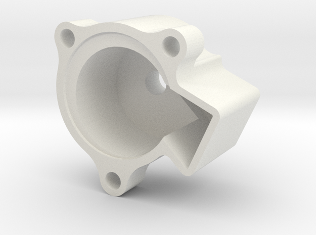 07 suzuki oversize oil pump housing in White Natural Versatile Plastic