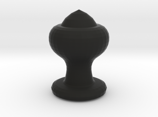 Chess Piece- Bishop 3d printed