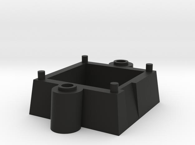 Logitech B910 Baffle in Black Natural Versatile Plastic