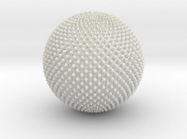 Juliabulb-z^40 in White Natural Versatile Plastic