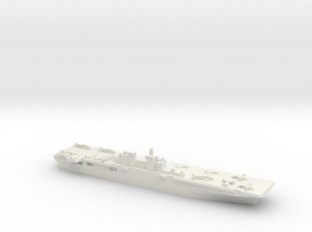 America 1:2400 in White Natural Versatile Plastic