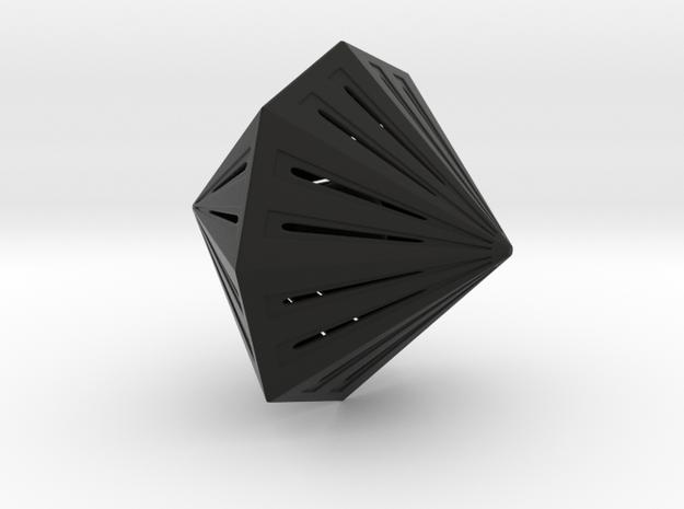 Diamond with ball 3d printed