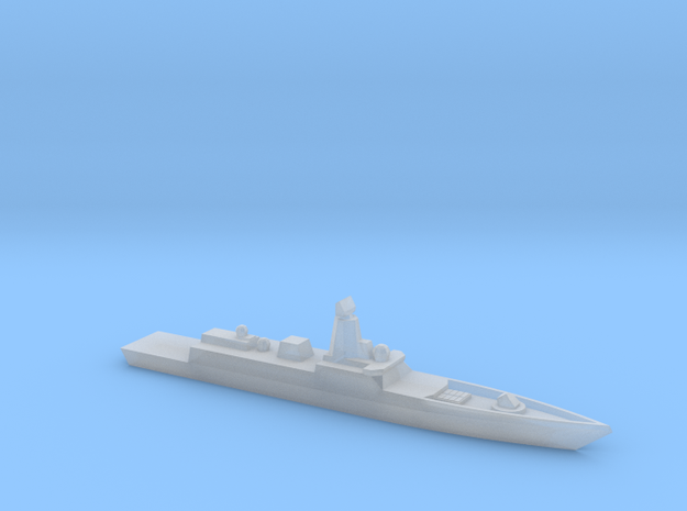 Project 22350 1:2400 3d printed