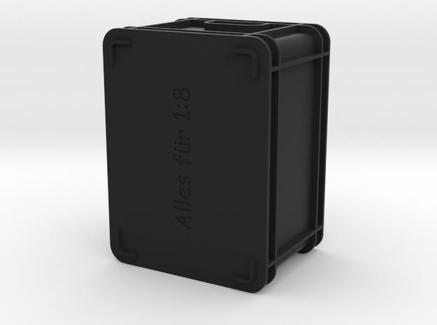 1/8 scale plastic box ( 20 l ) 3d printed
