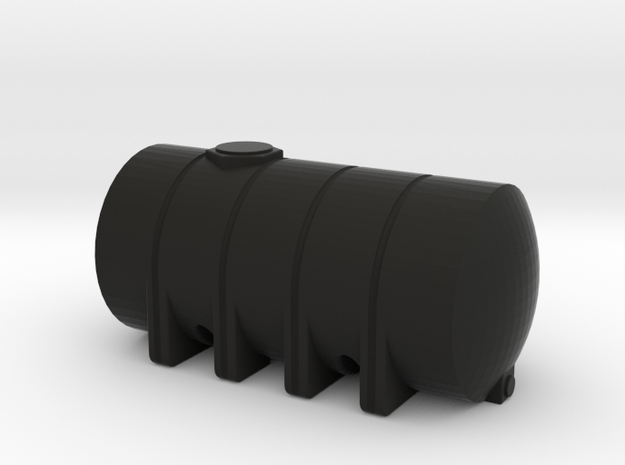 "1/64 ""S"" Scale 1625 Gal Horizontal Leg Tank 3d printed"