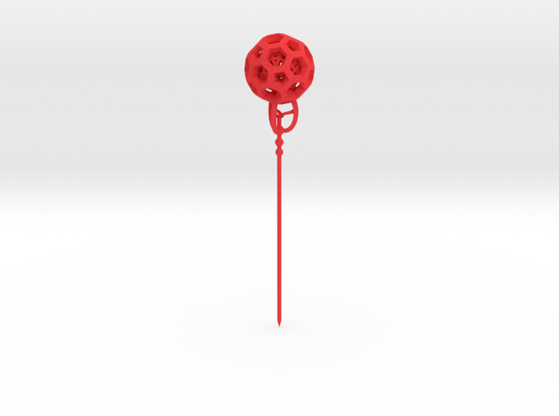 InterGallactic Gyro Sphere Waterpipe Cleaner 3d printed