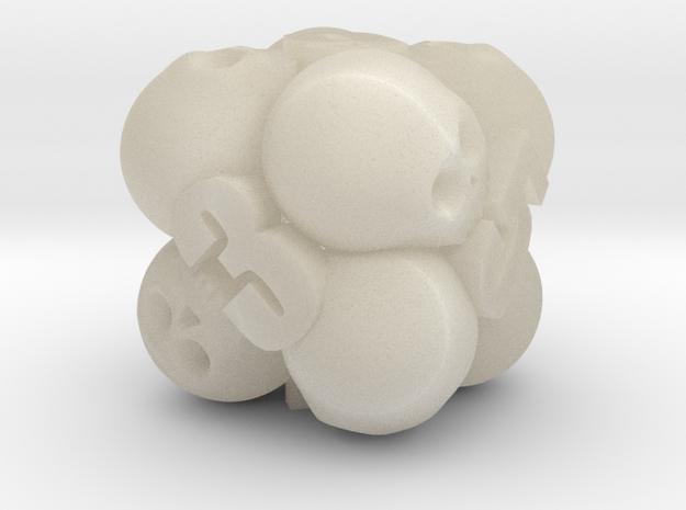 Ossuary d6 3d printed