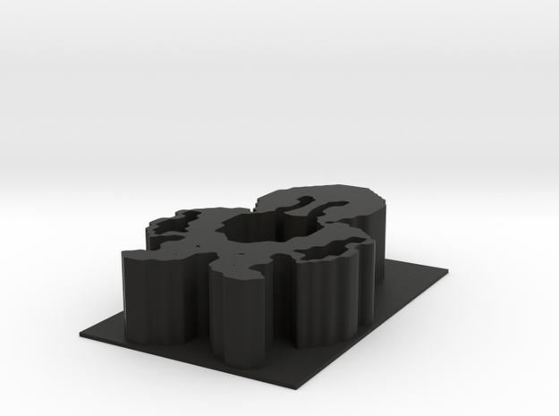 Ninja 3d printed