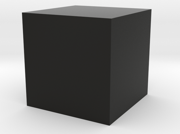 cube new 1.5.3.13 3d printed