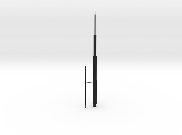 Willis Tower Antennae (Hollow) Left 3d printed