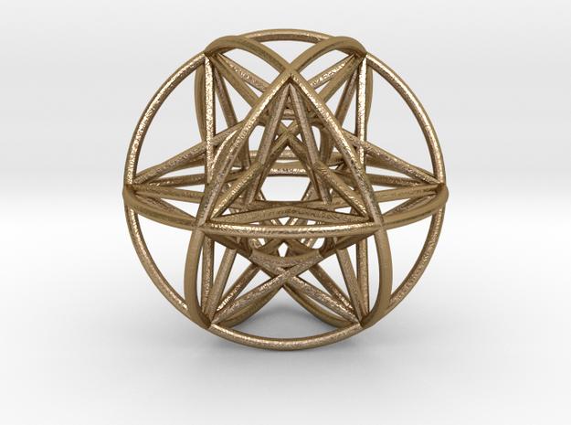 80 Cubeoctahedral Sphere Symmetry 48 x 3mm 3d printed