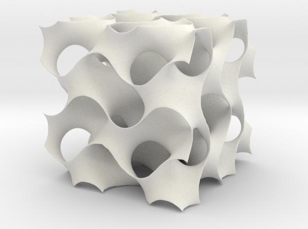 3D Gyroid Minimal Surface