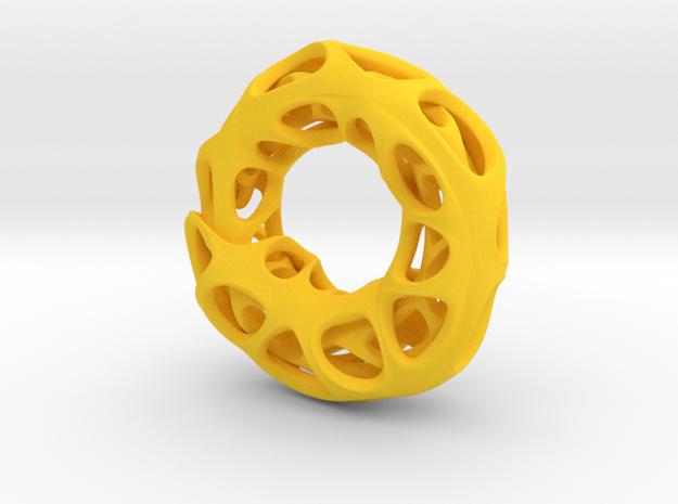 Ouroboros Pendant (S) 3d printed