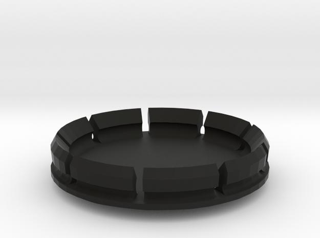 Tap cap 3d printed