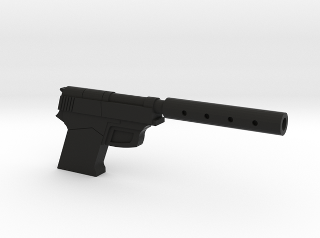 9mm with silencer 3d printed