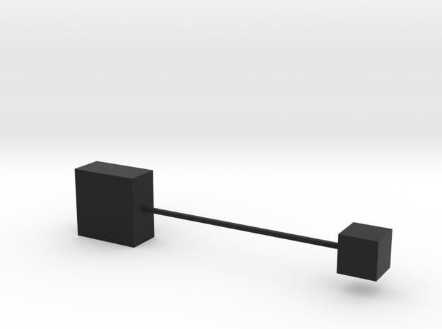 Hammer Test (h3, w1) 3d printed