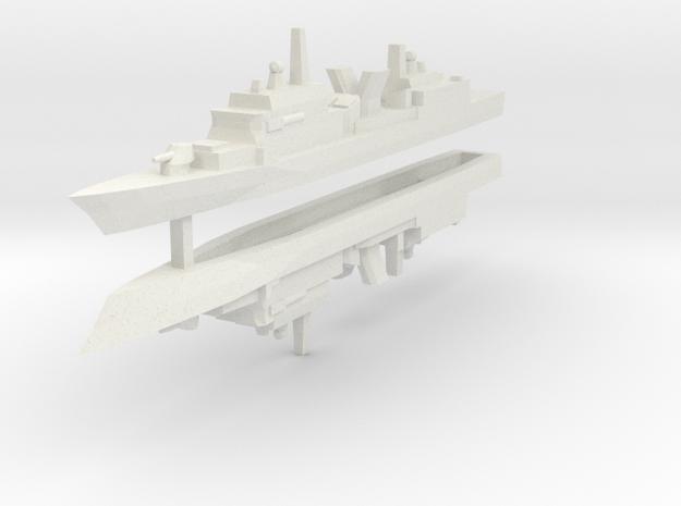 KDX-I 1:2400 x2 3d printed
