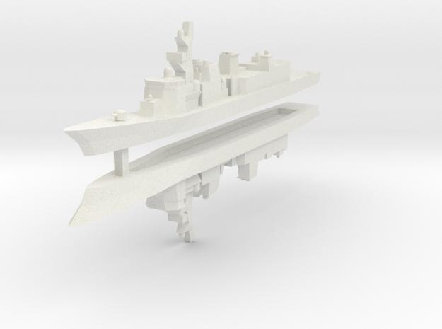 Murasame 1:3000 x2 in White Natural Versatile Plastic
