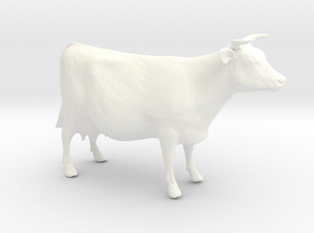My favorite cow (smaller) 3d printed