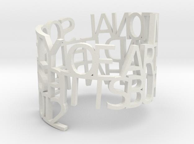 NSAL Napkin Ring 3d printed