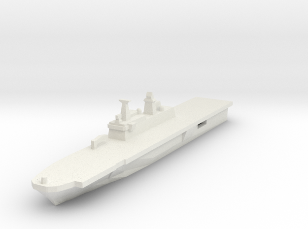 Dokdo 1:2400 x1 in White Natural Versatile Plastic