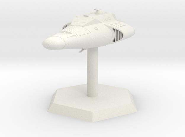 Startrader Heorot 3d printed