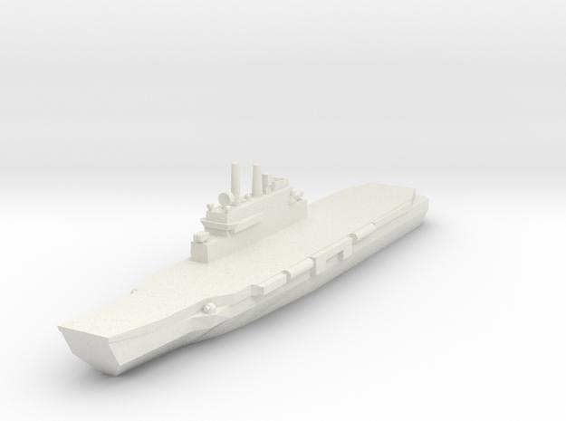 Giuseppe Garibaldi CVS 1:2400 x1 in White Natural Versatile Plastic
