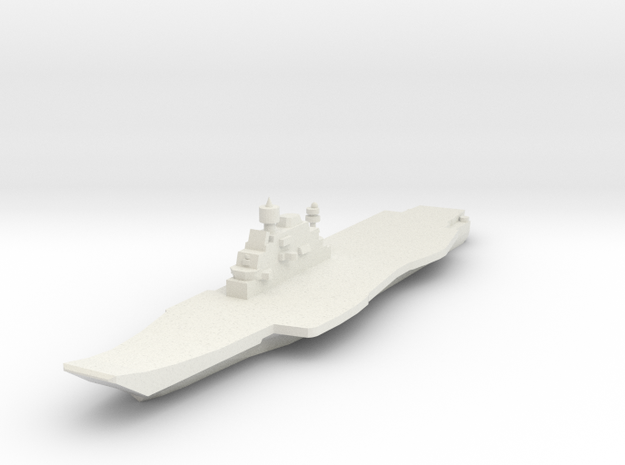 Vikramaditya 1:3000 x1 in White Natural Versatile Plastic