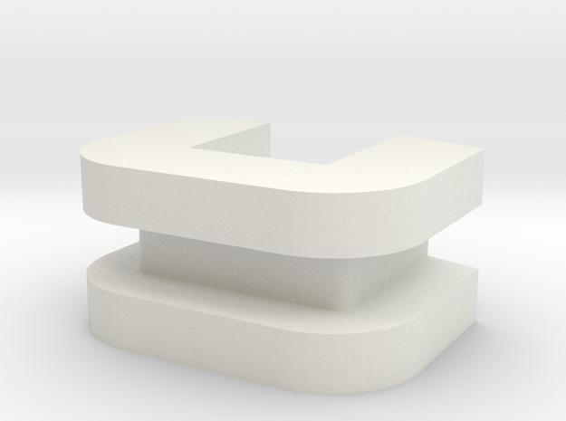 tjt slides for derbi or honda in White Natural Versatile Plastic