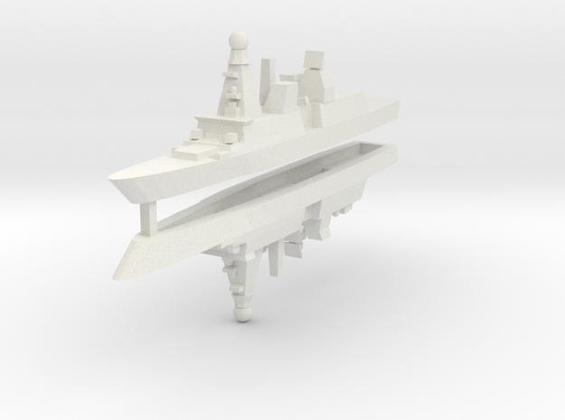 Horizon CNGF 1:3000 x2 in White Natural Versatile Plastic