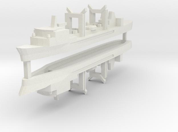 Durance Class  1:3000 x2 in White Natural Versatile Plastic