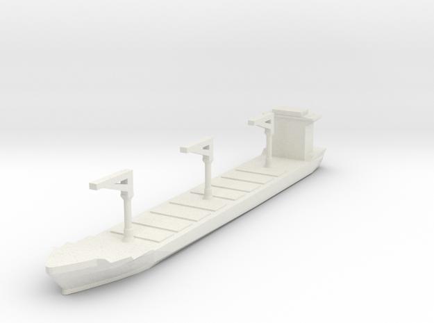 Xiamen Container Ship 1:2400 in White Strong & Flexible