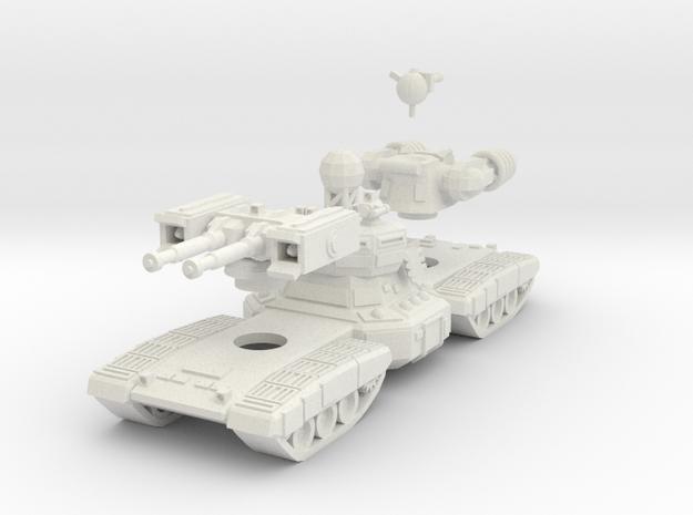 MG144-SV008 Chernobog Command Tank 3d printed