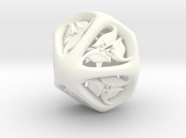 Tengwar Elvish D% (Numbered 00-90) 3d printed