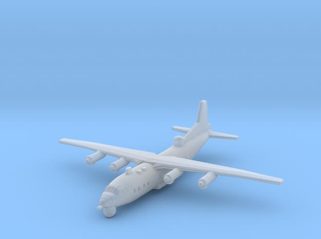 1/300 Antonov AN 12 ECM 3d printed
