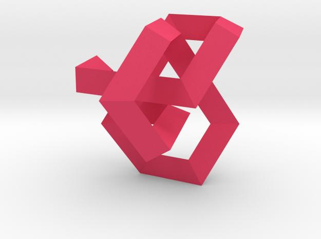 Balancing Act I (Medium) 3d printed